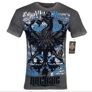 ARCHAIC AFFLECTION Mens T-Shirt EASTON Premium